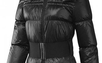 Elegantní péřový kabátek Adidas. Vhodný do města i na výlet.