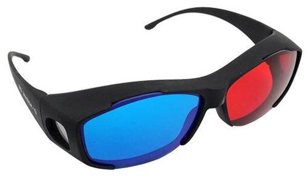 Brýle pro 3D vidění a poštovné ZDARMA! - 688