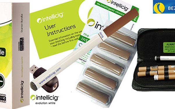 Kvalitní e-cigareta Intellicig EVOlution