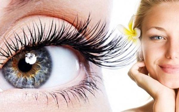 Dokonalý LOOK Vašich očí! Trvalá na řasy s barvením a úprava obočí za neuvěřitelnou cenu!