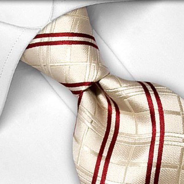 Luxusní hedvábná kravata Boretti