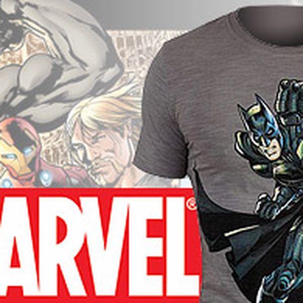 Pánská trička Marvel Comics – potisky komiksových hrdinů! Osobní odběr Praha, nebo poštovné 99 Kč