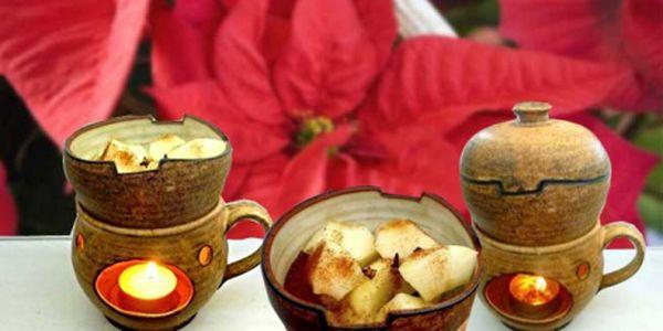 Hit zimních dnů! Pouze 239 Kč za ručně vyráběný KERAMICKÝ ROZPÉKAČ na jablka vyrobený podle originálu z roku 1927! Originální dárek ve 12 barevných variacích, jenž provoní každou domácnost a navíc si i pochutnáte.