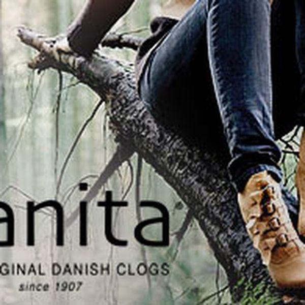 Nevšední zdravotní obuv Sanita Clogs
