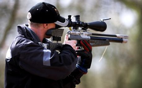 Střelba na střelnici! Střelba z 9 různých zbraní! Revolver, Glock, brokovnice a další zbraně!
