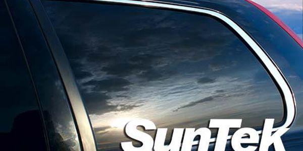 Tónování autoskel fóliemi SunTek
