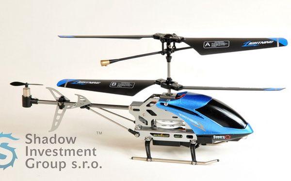 RC mini vrtulník C7 se zabudovanou kamerou
