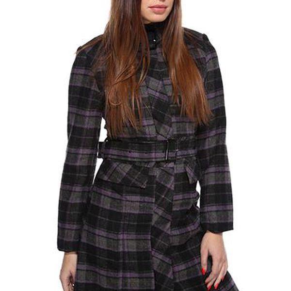 Dámský zimní kabát JAUNE ROUGE, vel: 36 až 44