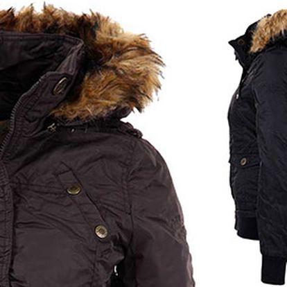 1100 Kč za dámskou zimní bundu Urban Surface dle Vašeho výběru!