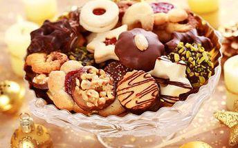 Domácí cukroví! Zakupte poukaz za pouhých 19 Kč a získejte cukroví se slevou 25 %!