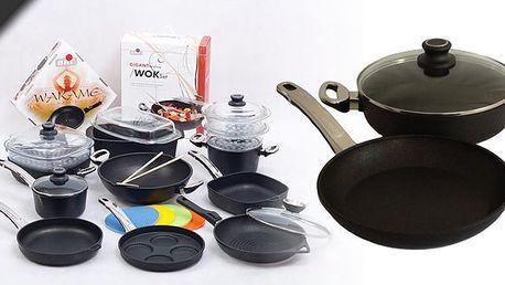30% sleva na libovolný 1 ks titanového nádobí. Titanové nádobí BAF je nejkvalitnější titanové nádobí vEU.