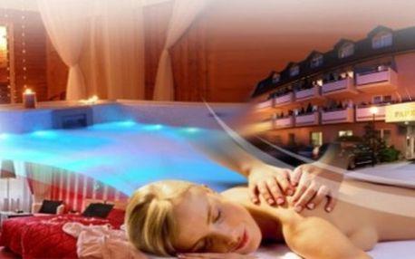 5 denní léčebný balneo pobyt s relax a wellness procedurami v Parkhotel Morris Nový Bor