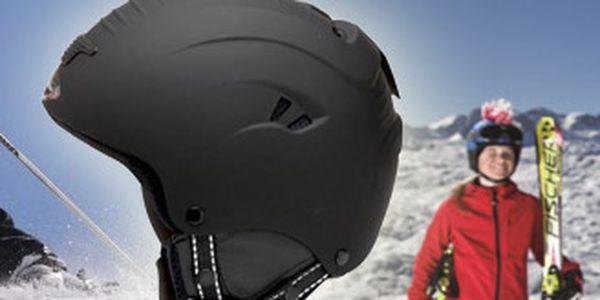 Dětská dokonale padnoucí lyžařská helma Mivida Lite se slevou 50%.