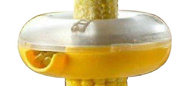 Nástroj na domácí čištění kukuřice a poštovné ZDARMA! - 693