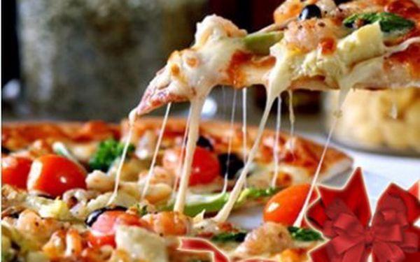 Skvělá akce v Original Restaurant Cappuccini 99 Kč za 1x pizza do 129,- a 1x domácí tiramisu nebo zmrzlinový pohár s karamelem. Pochutnejte si na italské pizze a dezertu.