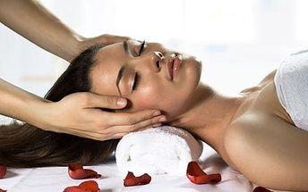 90 minutový relaxačně-kosmetický balíček 2v1. Hloubkové čištění a regenerace pleti + masáž zad a šíje.