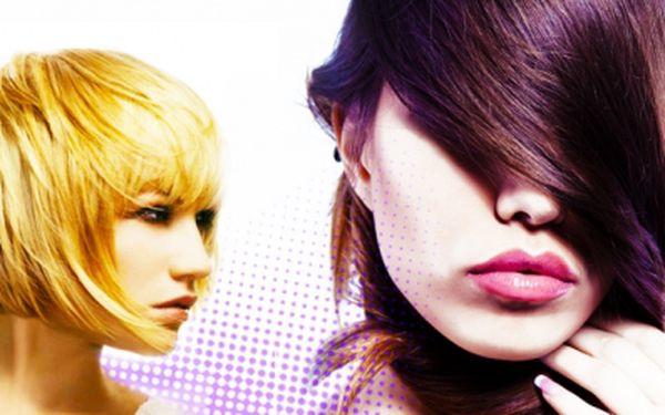 Kompletní MELÍR PRO VŠECHNY DÉLKY VLASŮ s mytím, foukanou a závěrečným stylingem za 479 Kč! Oživte svůj účes, podtrhněte krásu svých přírodních vlasů barevným nádechem. Sleva 73%!