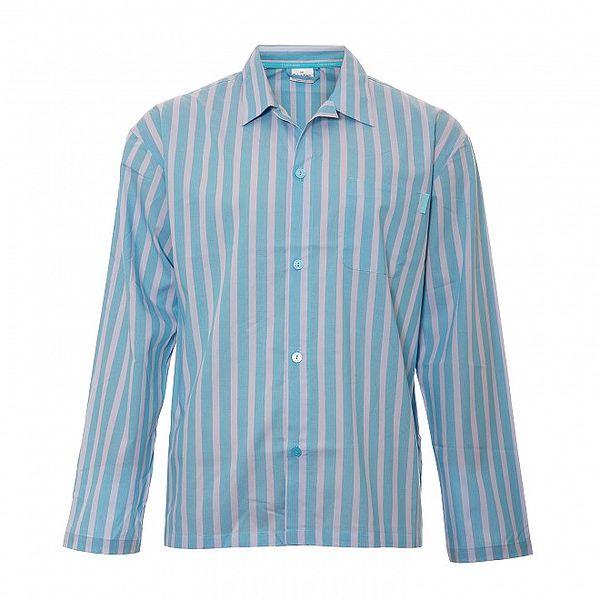 Pánská košile Calvin Klein ve světle modré barvě