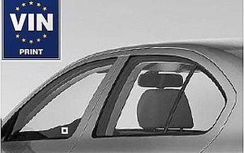 Kódování autoskel VIN kódem - ochrana auta před ODCIZENÍM, sleva 51%