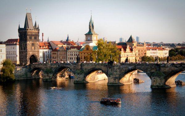 Zimný pobyt v Prahe v hoteli Barceló**** už od 209 €!