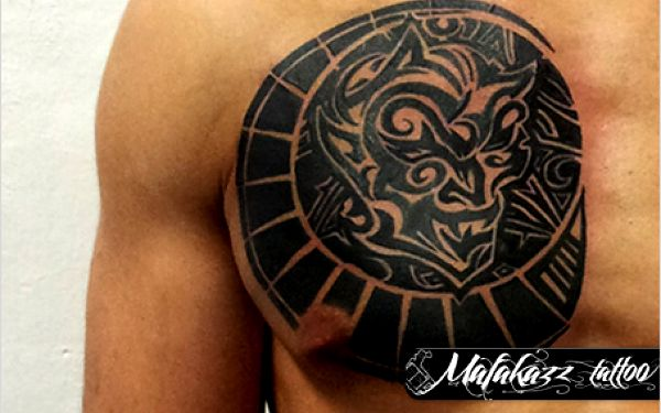 Super módní tetování se slevou 40%! Tetovací studio Mafakazz.