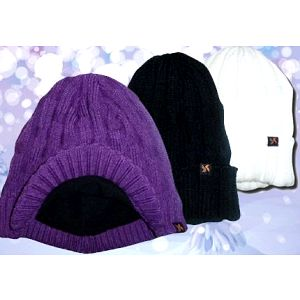 Stylová zimní čepice! Nová kolekce, 100% akryl - pohodlný materiál. Zahřeje a sluší!