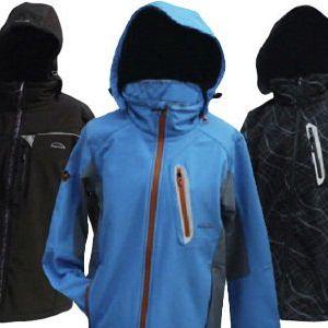 Pánská softshellová bunda! Vhodná pro sport, do města i na procházku. Voděodolné zipy si poradí i s horším počasím!