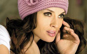 Elegantní a hřejivá čepice Kamea Olivia. Připravte se na mrazivou zimu stlov!