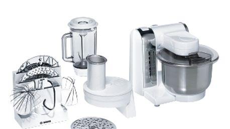 Vyspělý kuchyňský robot BOSCH + doprava zdarma. Skvělý dárek do kuchyně!