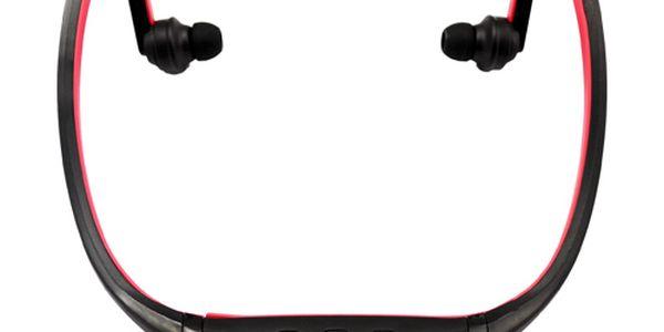 Sportovní MP3 přehrávač na microSD až 8GB a poštovné ZDARMA! - 339