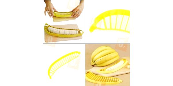 Stylový kráječ na banán a poštovné ZDARMA!