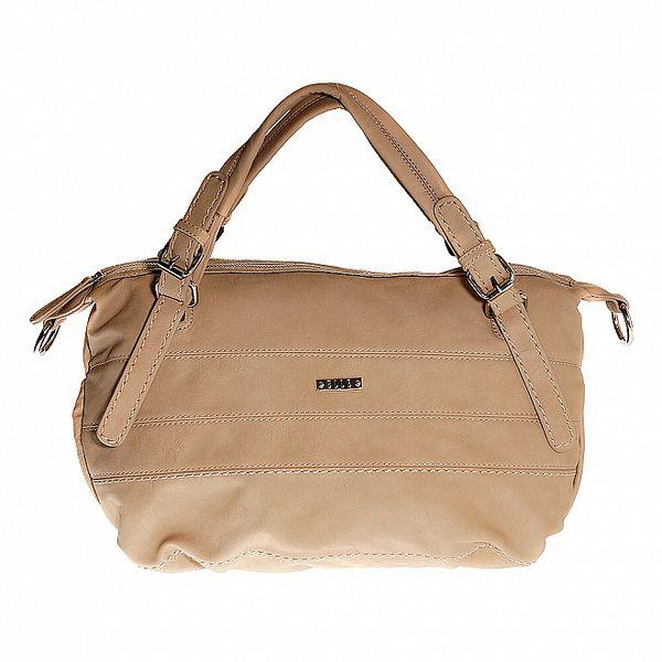 Dámská písková kabelka Elle