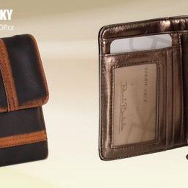 Luxusní dámská peněženka, kterou obdržíte zabalenou v originální krabičce s logem Renato Balestra.