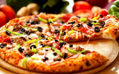 2x pizza za cenu jedné! DVĚ pizzy s sebou ve vyhlášené Pizzerii Cappuccini Ristorante!