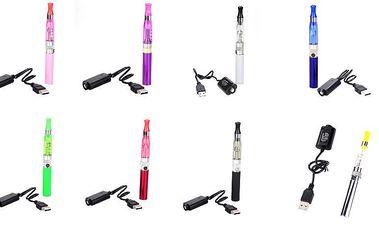 Elektronická cigareta eGo-CE4S, 650mAh start set - na výběr z 8 barev a poštovné ZDARMA! - 343