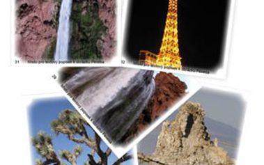 PEXESO z vlastních FOTOGRAFIÍ – 36 nebo 64 kartiček + možnost výběru MOTIVU zadní strany!