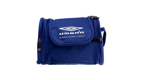 Pánská modrá kosmetická taštička Umbro