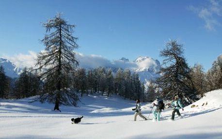 Týden v Peci pod Sněžkou! Užijte si lyžování na horách, polopenzi i spoustu slev!