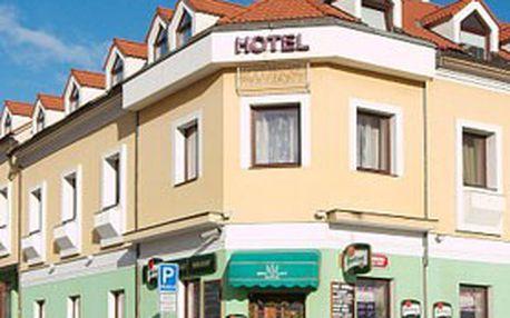 Okuste vánoční atmosféru Prahy: 3 dny pro vás 2 s ubytováním v HOTELU BRILLIANT***! Snídaně, večeře, masáž a lístky na Petřínskou rozhlednu v ceně