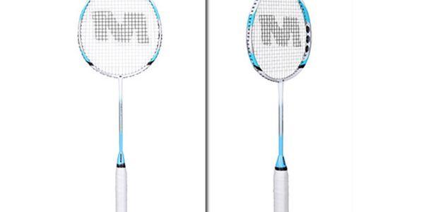 Badmintonová raketa Merco za akčních 590 Kč, universálka vhodná pro každého rekreačního hráče