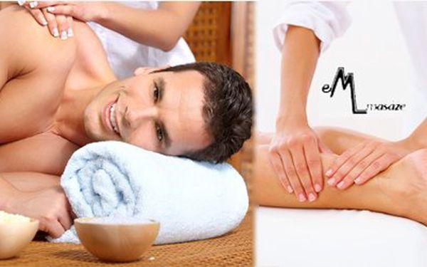 Dornova metoda nápravy dolních končetin + Breussova masáž páteře v eM masáže v Brně jen za 239 Kč!