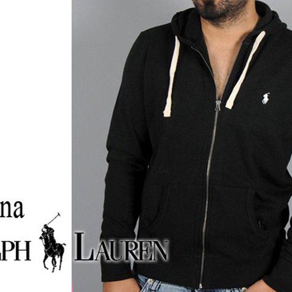 1498 Kč za MIKINU RALPH LAUREN RL122, barva černá