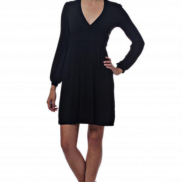 Dámské černé šaty Miss Sixty