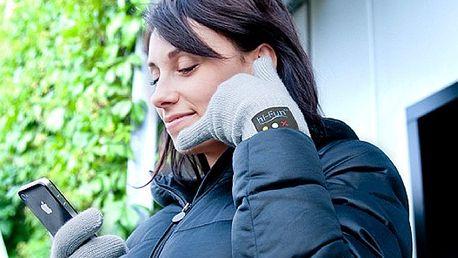 Báječná vychytávka RUKAVICE PRO DOTYKOVÉ TELEFONY ...