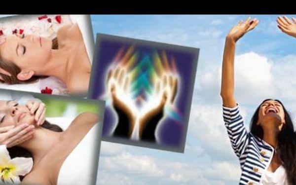 Nebojte se změnit svůj život! Tato terapie Vám pomůže odstranit fyzické i psychické problémy, stres a negativní emoce, nespavost a další potíže. Najděte harmonii a klid, zbavte se bolesti i dávných strachů. Po 60minutové terapii Faster EFT s pomocí reiki a shambally se budete cítit šťastnější a vyro