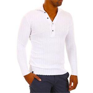 Pánský pulovr Redbridge bílý