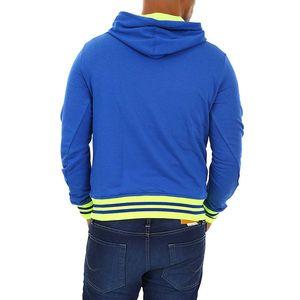 Pánská mikina Redbridge modro-žlutá