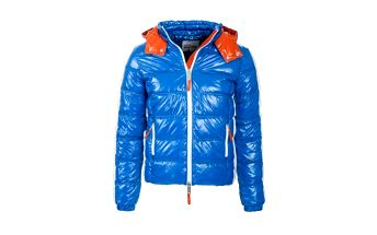 Pánská bunda Redbrige modro oranžová