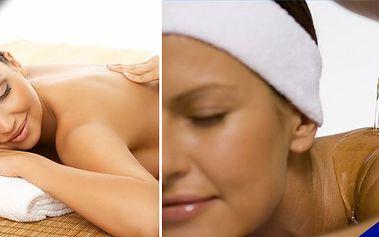Masáže v Táboře. Nyní si můžete vybrat mezi klasickou masáží zad a šíje za použití reflexních bodů nebo aromamasáž zad a šíje s použitím silicových olejů!