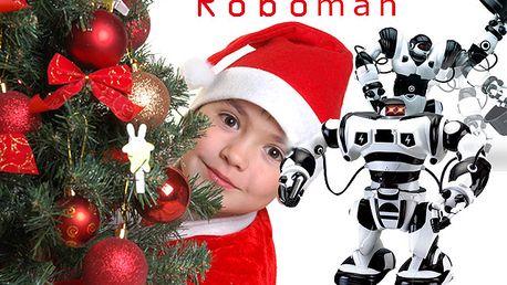 Inteligentní Roboman
